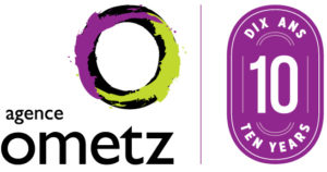 Agence Ometz logo