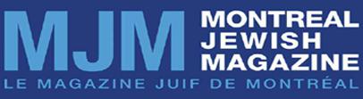 Montreal Jewish Magazine logo