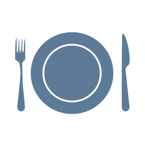 Satellite cafeteria meals logo